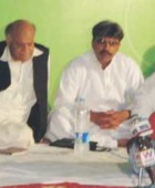 (L to R) Farhat Abbas Shah, Anwar Masood, Nasir Malik, &amp; Kashif Sajjad Viewers: 585